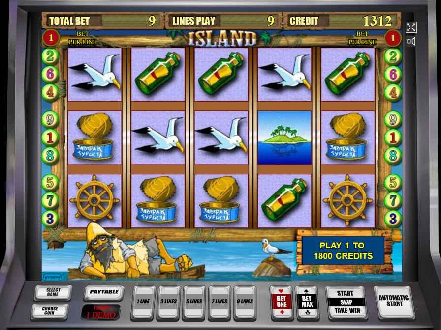 island monkey игровые автоматы играть of island